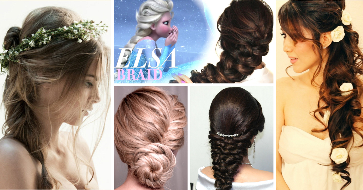Princess Hairstyles For Medium Hair