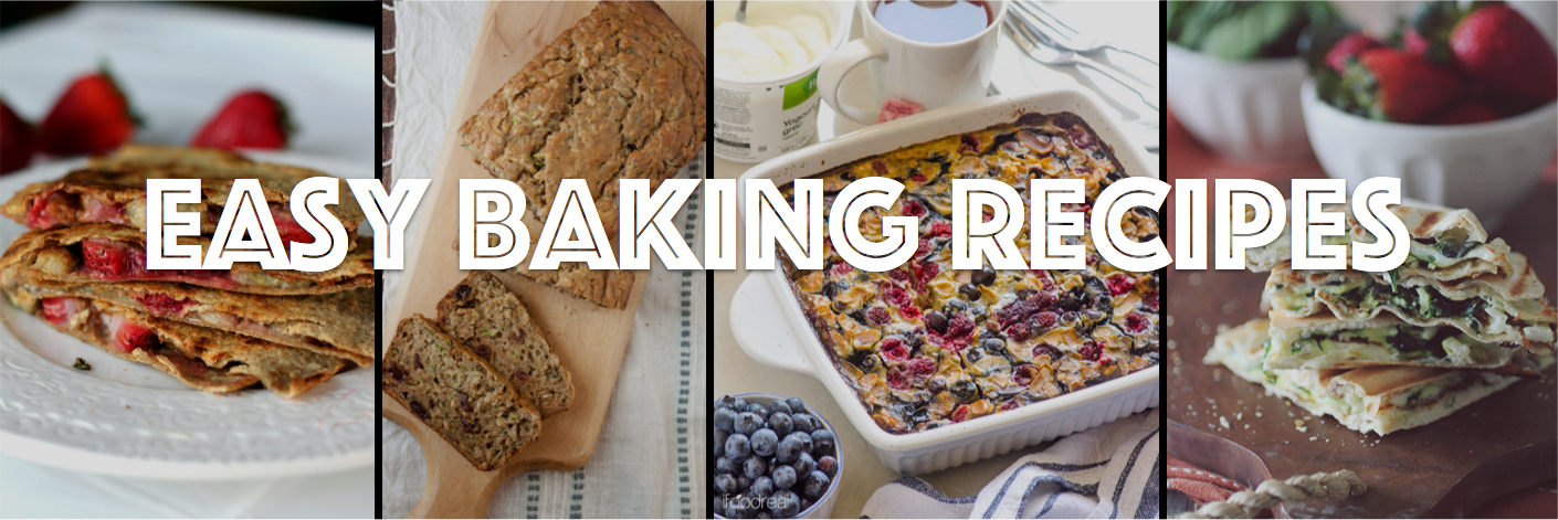 easy baking recipes