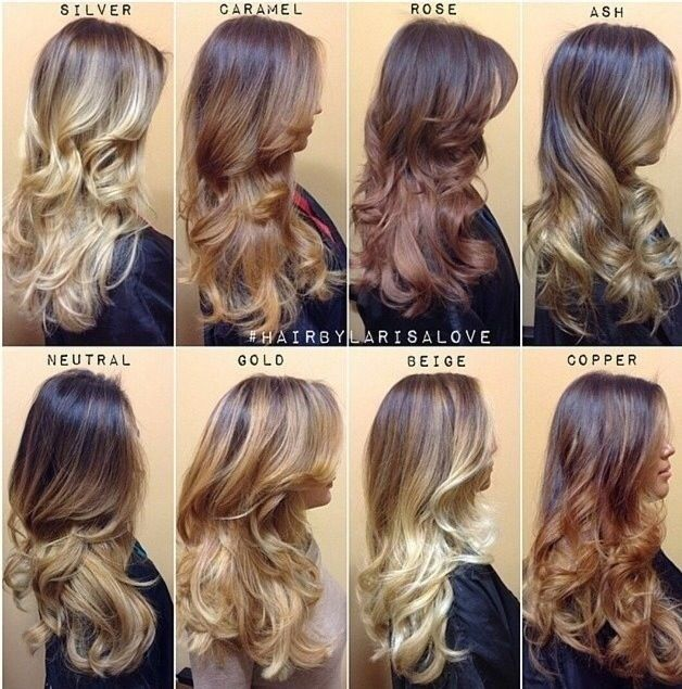 60 awesome diy ombre hair color ideas for 2017 20 great ombre styles urmus Image collections