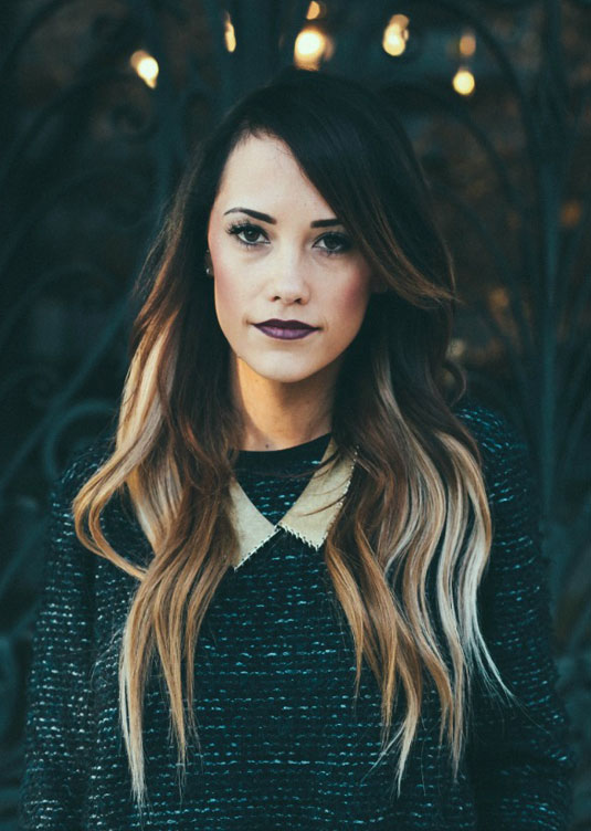 60 awesome diy ombre hair color ideas for 2017 black to blonde ombre hair solutioingenieria Choice Image