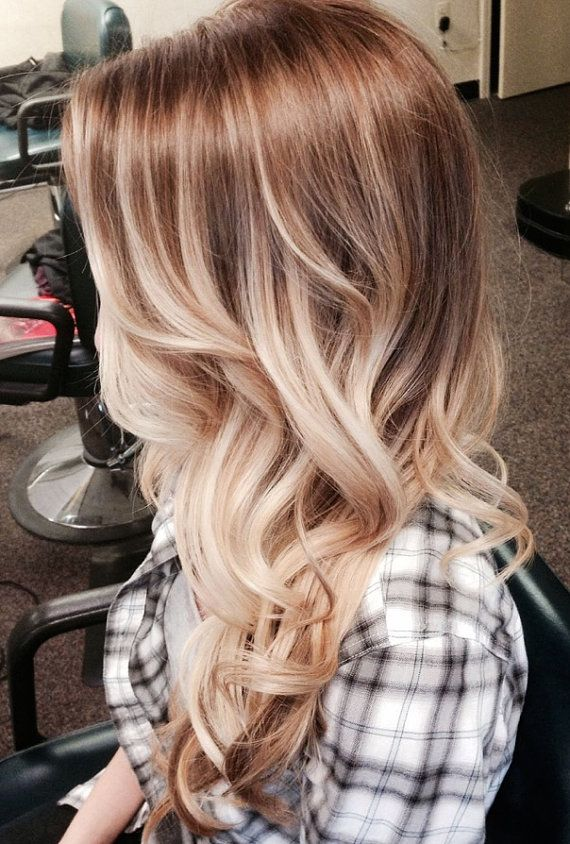 60 awesome diy ombre hair color ideas for 2017 bohemian blonde ombre style urmus Image collections