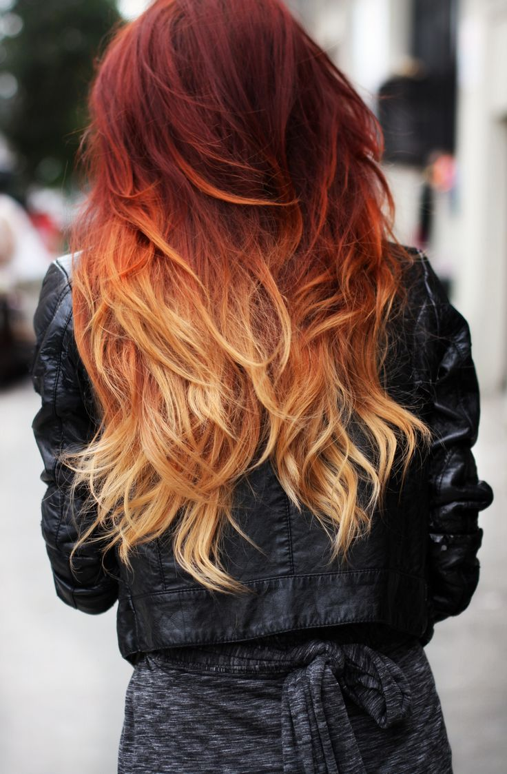 Fine 60 Awesome Diy Ombre Hair Color Ideas For 2016 Hairstyle Inspiration Daily Dogsangcom