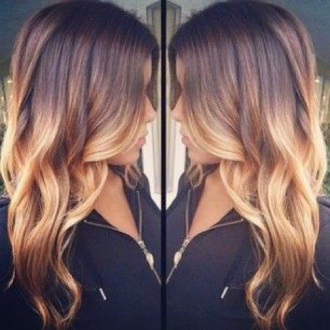 60 awesome diy ombre hair color ideas for 2017 chic ombre inspiration if you have medium shoulder length hair urmus Choice Image