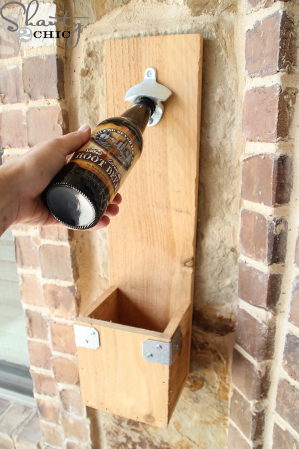 Crafty DIY Bottle Opener