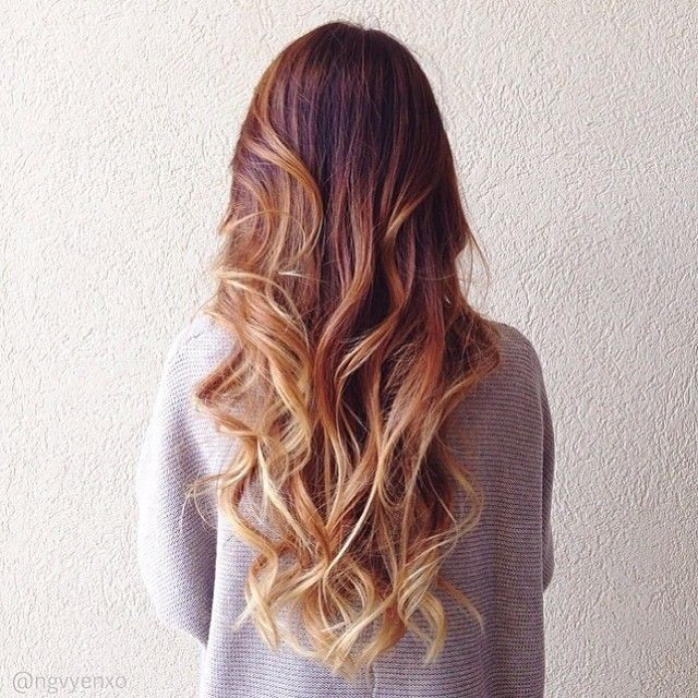 Hair Dye Style 60 Awesome Diy Ombre Hair Color Ideas For 2017