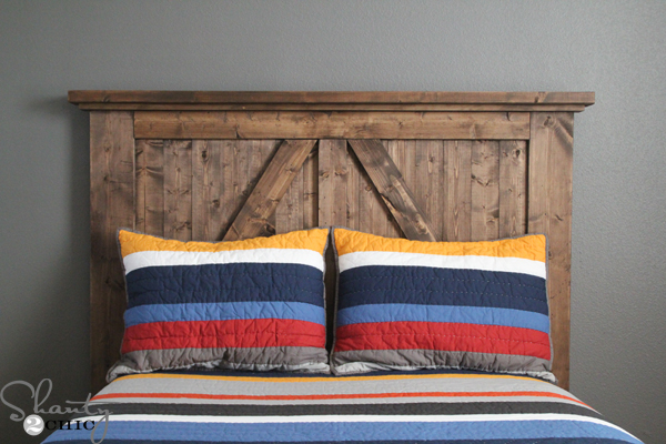 Rustic Headboard Diy Classy 50 Outstanding Diy Headboard Ideas To Spice Up Your Bedroom . Design Inspiration