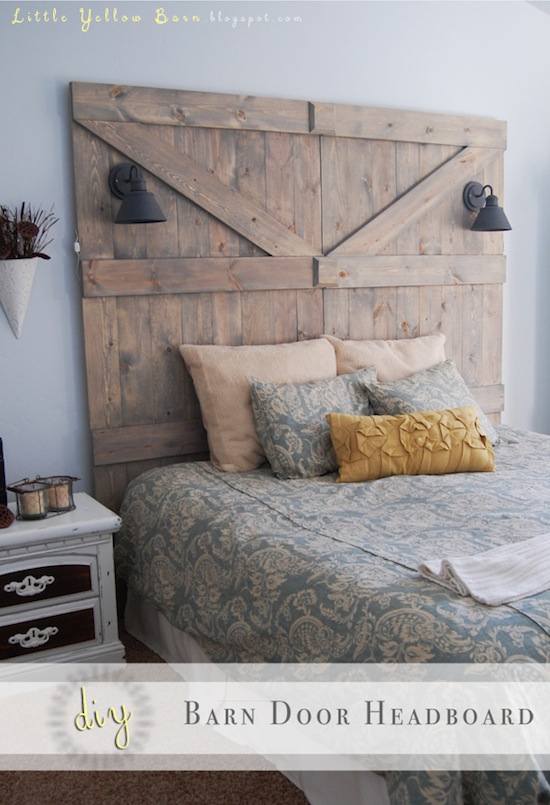 50 Outstanding DIY Headboard Ideas To Spice Up Your