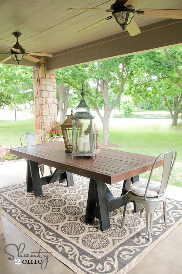 DIY Barn-Inspired Table Pottery