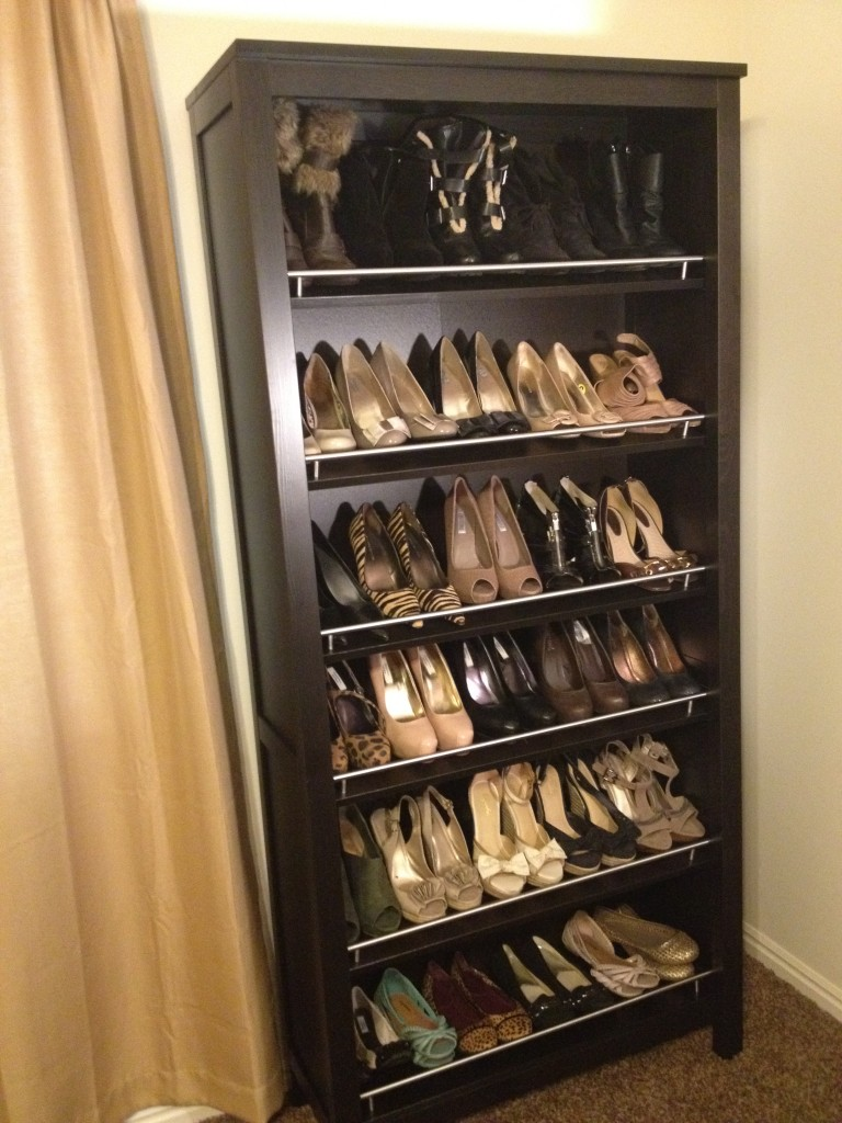 DIY Shoe Rack Part 41