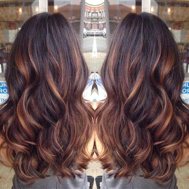 Dark Ombre Idea
