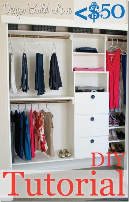 Handmade Closet Kit
