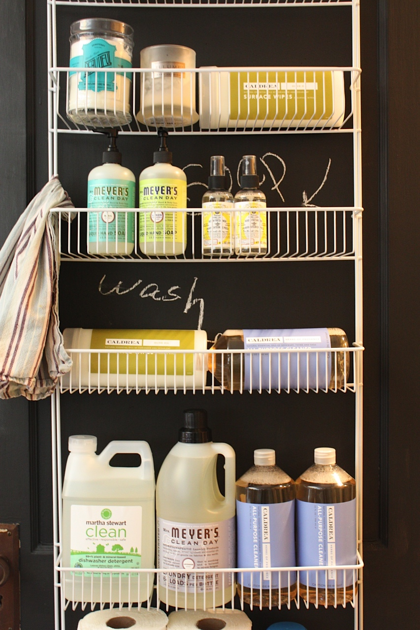 Useful Organizing Tips For A Squeaky
