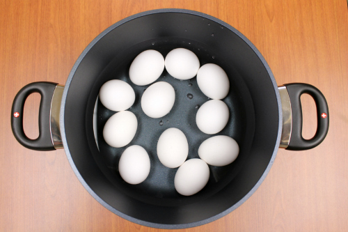 Learn How To Boil The Perfect Eggs