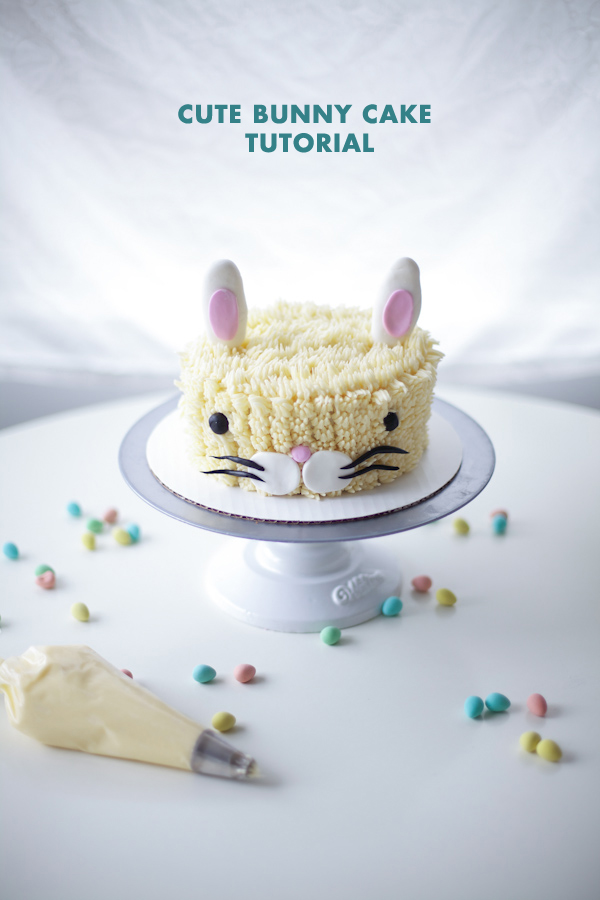 Learn How To Make The Best Easter Cake From Scratch
