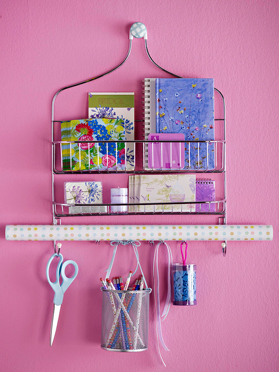 Lovely Storage Ideas For Your Baby Girl's Items