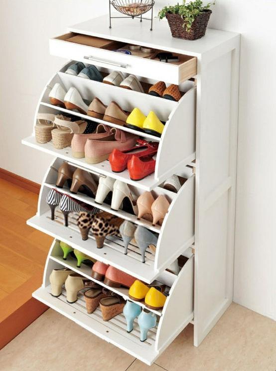 Magic Shoe Cabinet