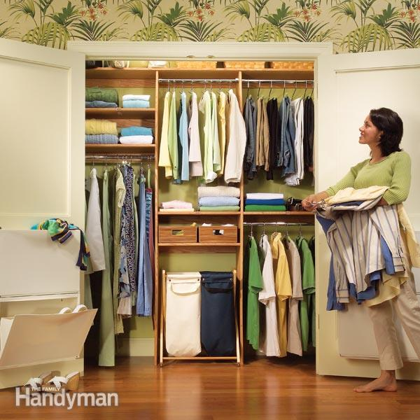 45 life changing closet organization ideas for your How to organize your clothes without a closet