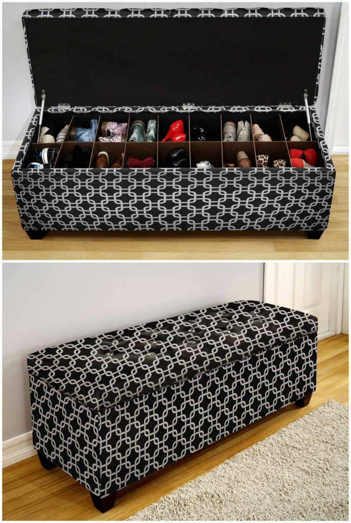 30 Great Shoe Storage Ideas To Keep Your Footwear Safe And Sound