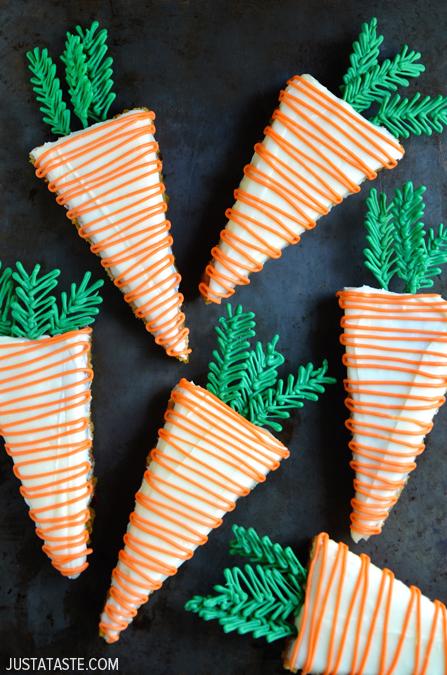 Pineapple Carrot Cake