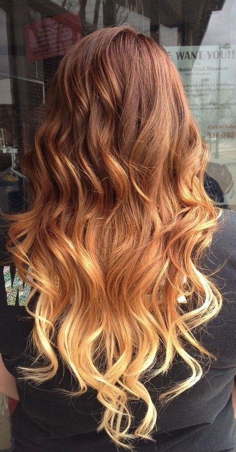 Outstanding 60 Awesome Diy Ombre Hair Color Ideas For 2016 Hairstyles For Women Draintrainus
