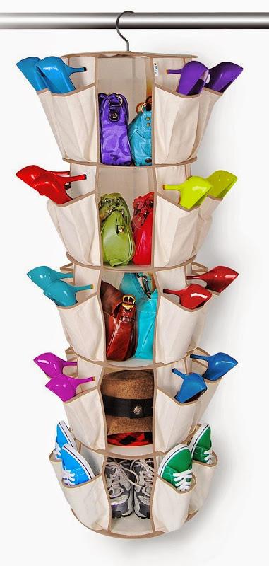 Shoe Carrousel