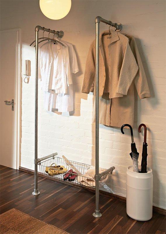 Simple Clothing Rack