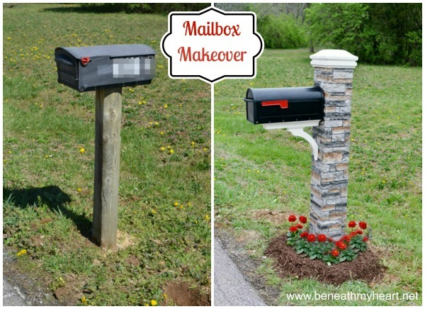 Spruce Up Your Mailbox