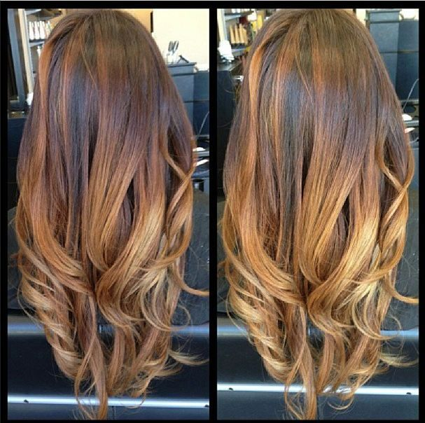 60 awesome diy ombre hair color ideas for 2017 sun kissed ombre hair urmus Image collections