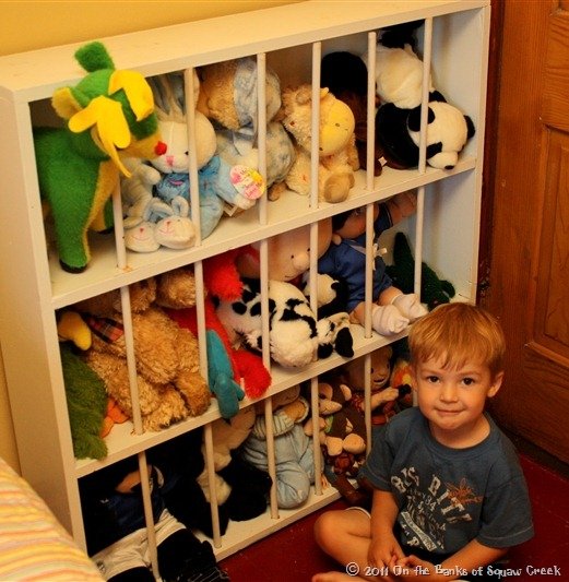 The Zoo U2013 Adorable Toy Storage Idea Plush ...
