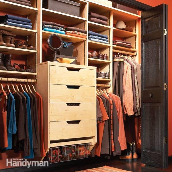 45 life changing closet organization ideas for your for How to design closet storage