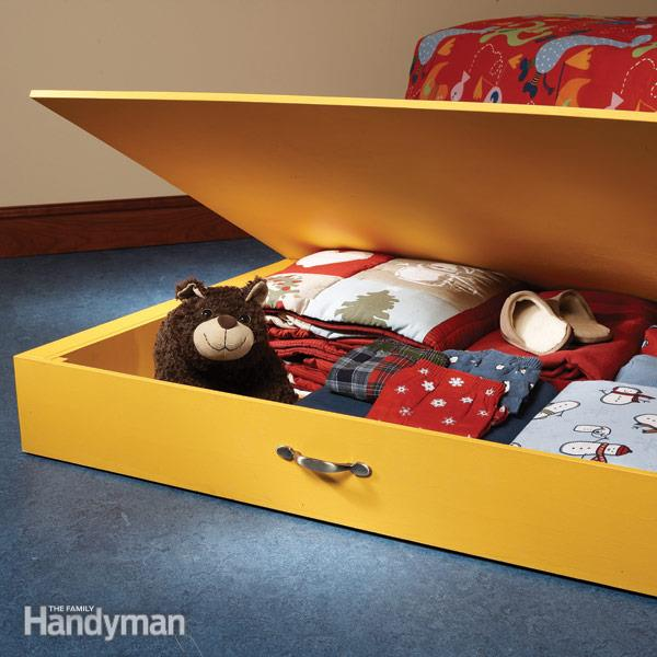 30 amazing diy toy storage ideas for crafty moms page 2 - Diy under bed storage ideas ...