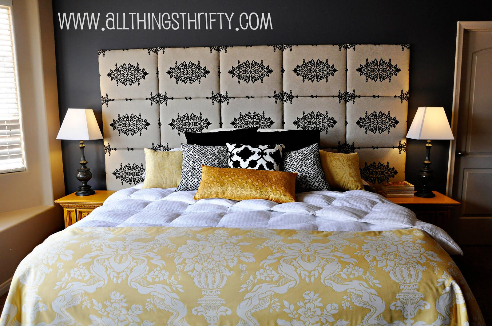Useful Tutorial On How To Make A Fabric Headboard Cute Diy Projects