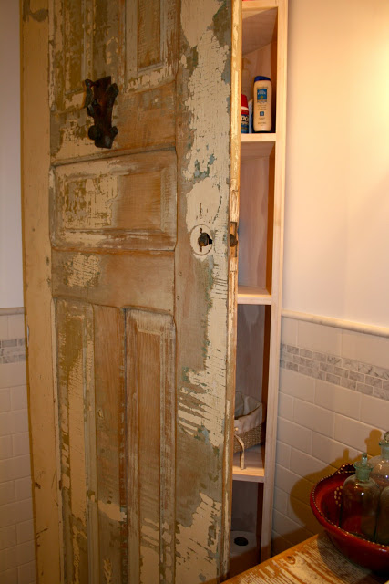 Using Reclaimed Doors For Cabinet Projects