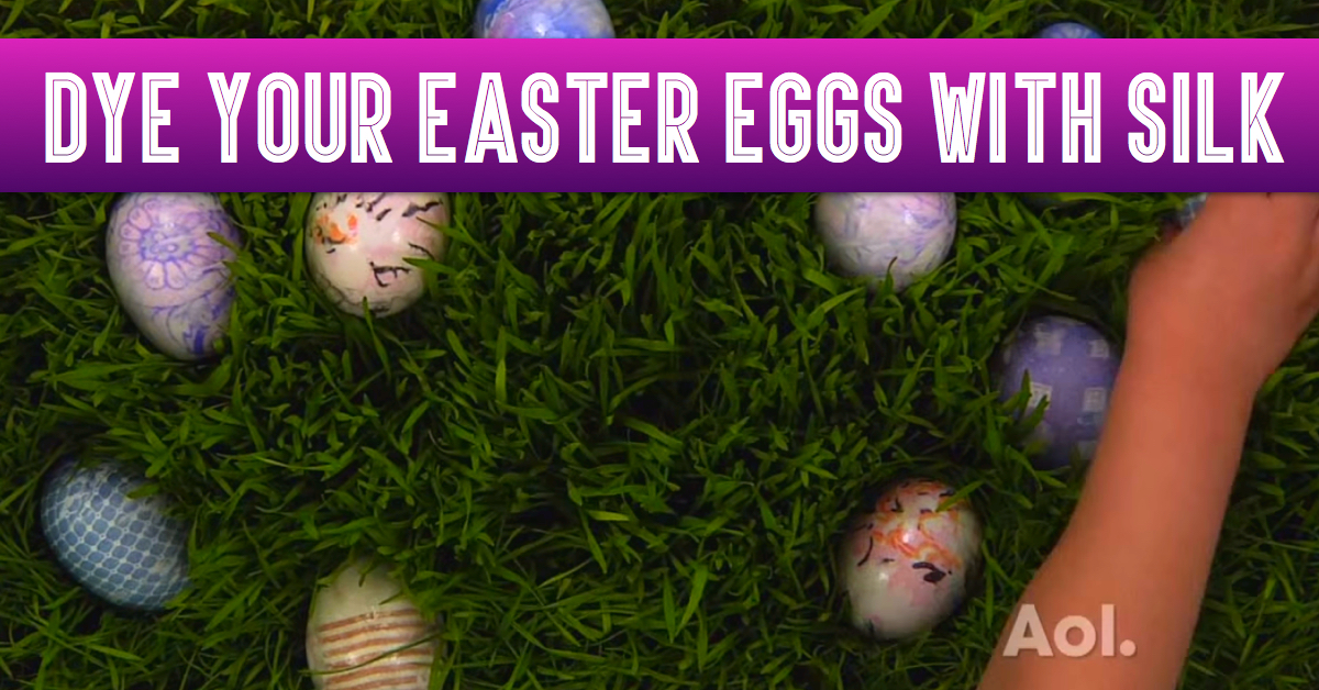 What An EGGcelent Idea For Easter - You Won't Believe Your Eyes!