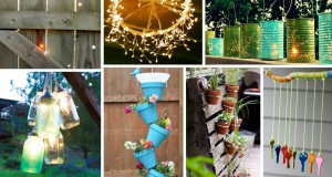 40+ Outstanding DIY Backyard Ideas That Will Make Your Neighbors Jealous