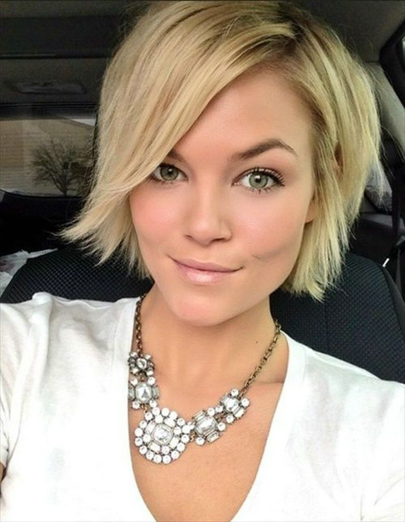 Pleasant Age Gracefully And Beautifully With These Lovely Short Haircuts Hairstyles For Women Draintrainus