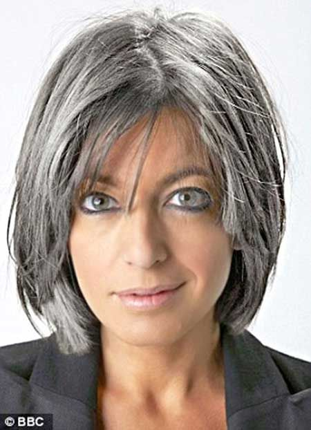 Hairstyles For Women In Their Late 40s | Short Hairstyle 2013