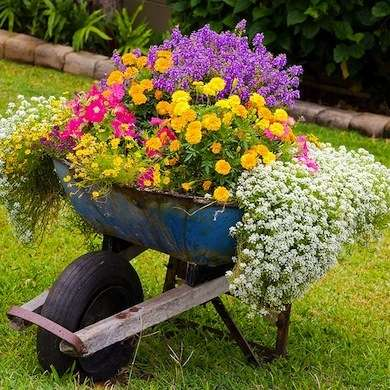 Diy Gardening Ideas garden designrulz 3 garden diy Diy Planters To Dress Up Your Garden