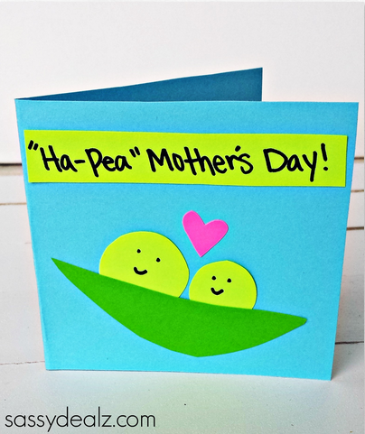 Ha-Pea Mother's Day