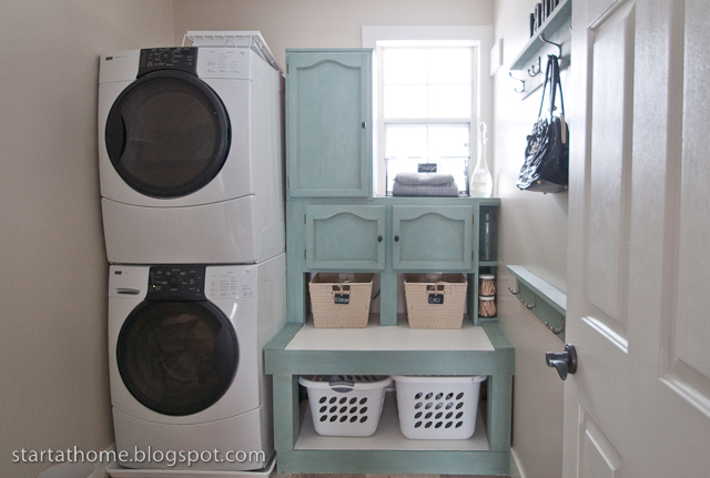 Laundry Room Organizer