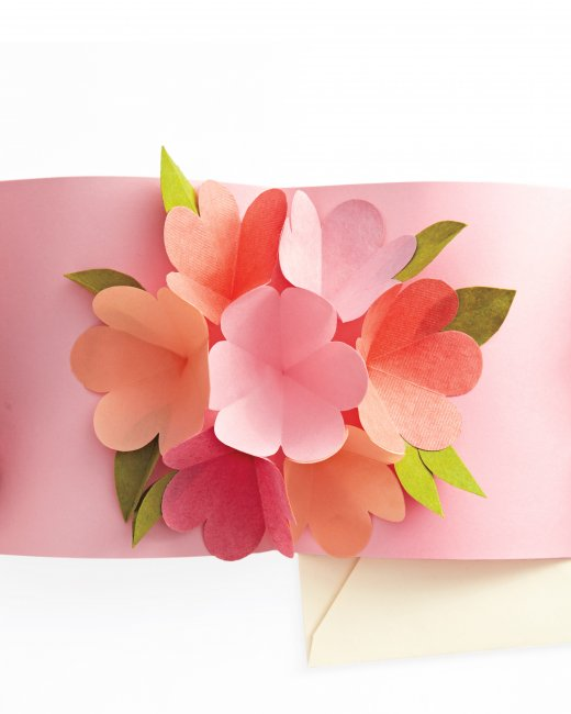 Lovely And Creative Pop-up Card