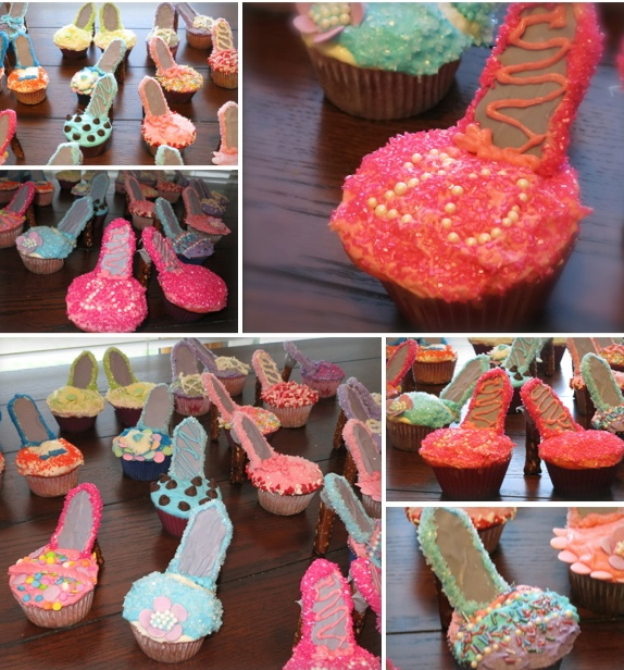 Pretty Shoes That You Can Eat