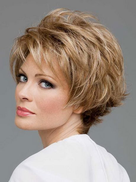 Good Short Haircut For Older Women