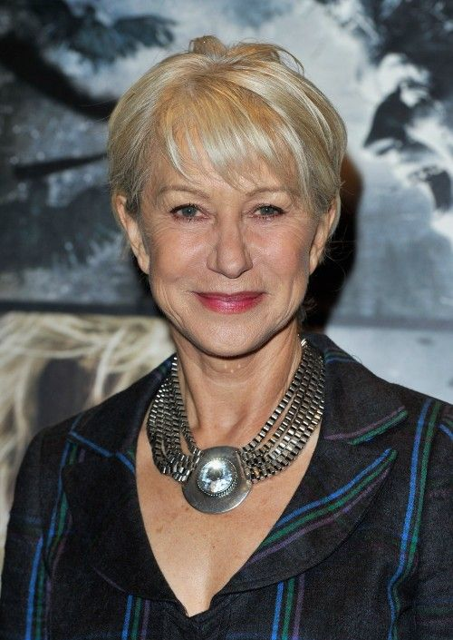 Age Gracefully And Beautifully With These Lovely Short Haircuts For ...