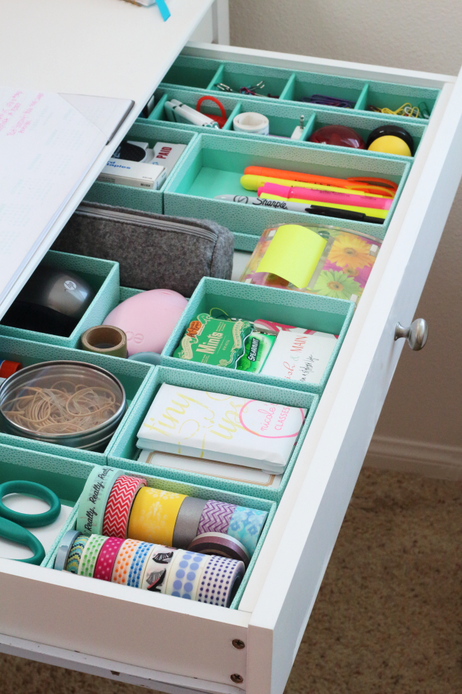 Simple Desk Organization Tips For Busy Moms And Not Only