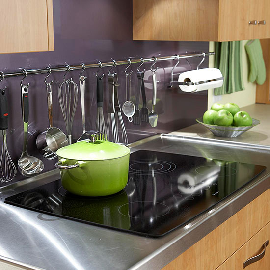 Store Your Kitchen Utensils In A Creative And Stylish Way