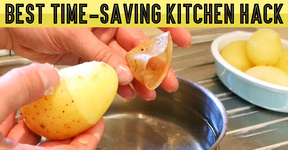 The Best Time-Saving Kitchen Hack Every
