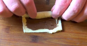 You'll Be So Hungry After Seeing What He Did With Nutella