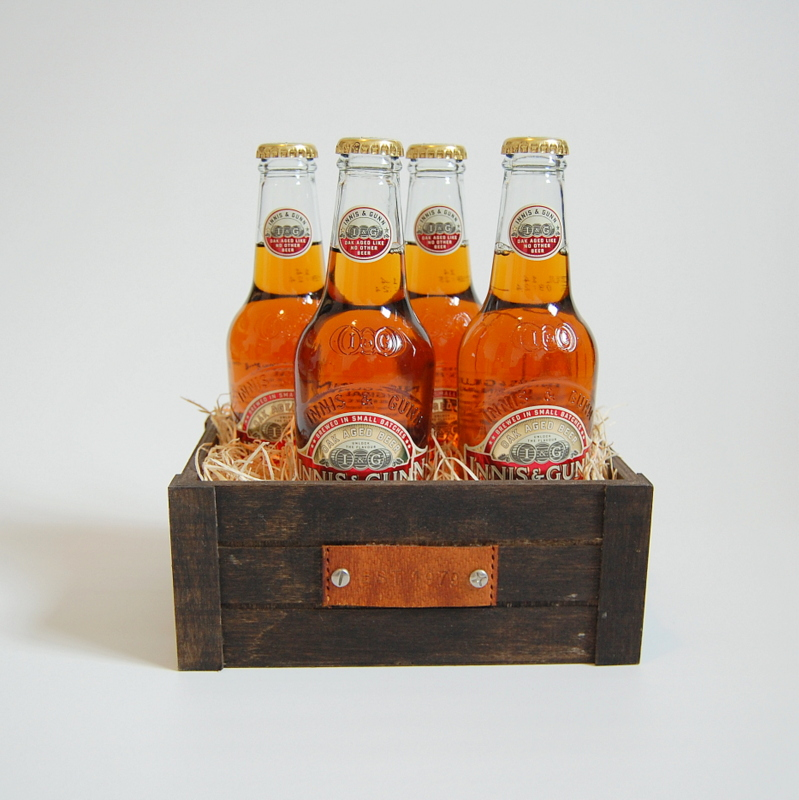 A Mini Beer Crate