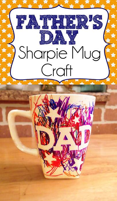 A Sharpie Mug